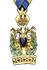 Ritter III. Klasse zum Kaiserlicher Orden der Eisernen Krone