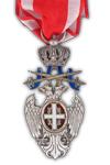 Ridderkruis in de Orde van de Witte Adelaar