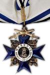 2e Klasse met Ster der Orde van Militaire Verdienste