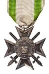 Kruis van Verdienste van de Koninklijke Saksische Orde van Verdienste