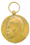 Commemorative Medal for the Tenth Anniversary of Independence