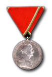 Hungarian Large Silver Medal of Bravery