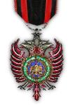 Lid in de Orde van Skanderbeg