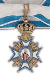 Orde van St. Sava 3e Klasse