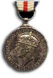 Konings medaille voor dienst ten dienste van de Vrijheid