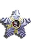 Grootkruis in de Orde van de Leeuw van Finland met zwaarden
