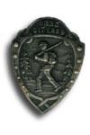Militaire Marsen Badge