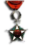 Orde van Ouissan Alaouitte - Officier