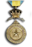 Silver Medal in the Order of the African Star