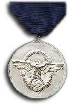 Politie Lange Dienst Onderscheiding 3e Klasse