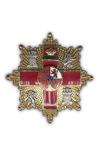 Grootkruis bij de Militaire Orde van Moed