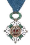 Orde van de Kroon 4e Klasse