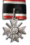 Knights Cross for the War Merit Cros with Swords