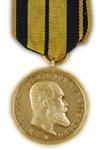 Gouden Militaire Medaille voor Verdienste