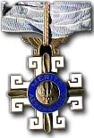 Commander to the Order of Aeronautical Merit