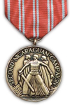 Tweede Nicaragua Campagne Medaille