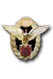 Kroatische Piloten Badge