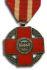 Herinneringskruis 1940-1945 van het Ned.RodeKruis
