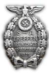 Braunschweig SA-bijeenkomst Insigne