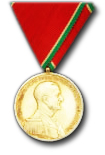Hungarian Gold Medal of Bravery