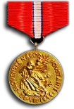 Order of the Slovak National Uprising 1st Class