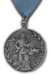 Medaille voor 20 jaar Joegoslavische Leger, 1941-1961