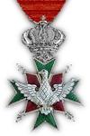 Ridder 2e KIasse bij de Orde van de Witte Valk