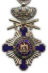 Knight to the Order of the Star of Romania