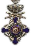 Ridder in de Orde van de Ster van Roemenie
