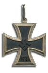 Ridderkruis bij het IJzeren Kruis