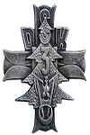 3rd Carpathian Rifle Division Commemorative Badge