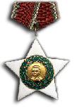 Orde van 9 september 1944 1e Klasse