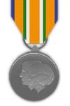Royal Wedding Medal 1966