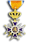 Officer in the Order of Oranje Nassau (ON.4)