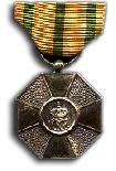 Medaille bij de Orde van de Eiken Kroon 2e Klasse