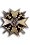 Spanje Kruis, Brons met Zwaarden