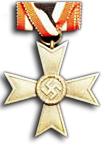 Kruis voor Krijgsverrichtingen 2e Klasse