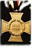 Cross of Honor for war participants