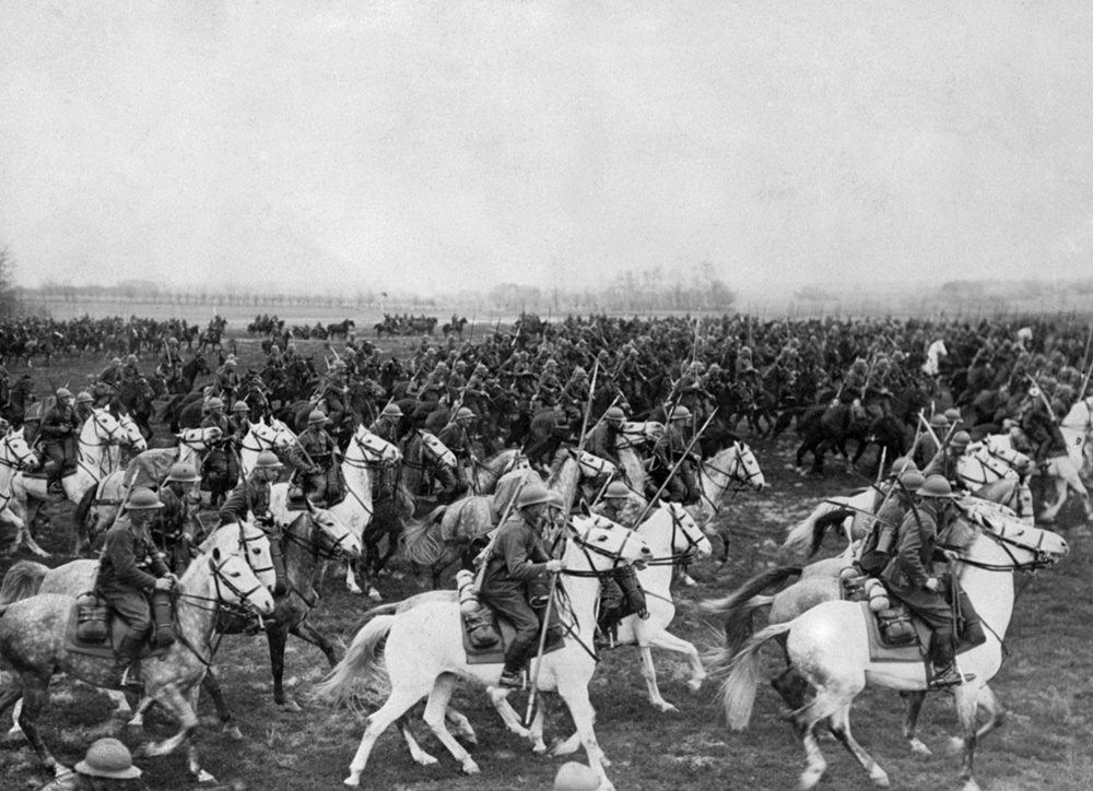 Poland Resolute Against the German Might