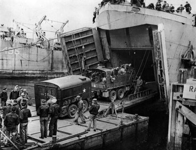 Allied Invaders Storm Germany's 'Atlantic Wall'