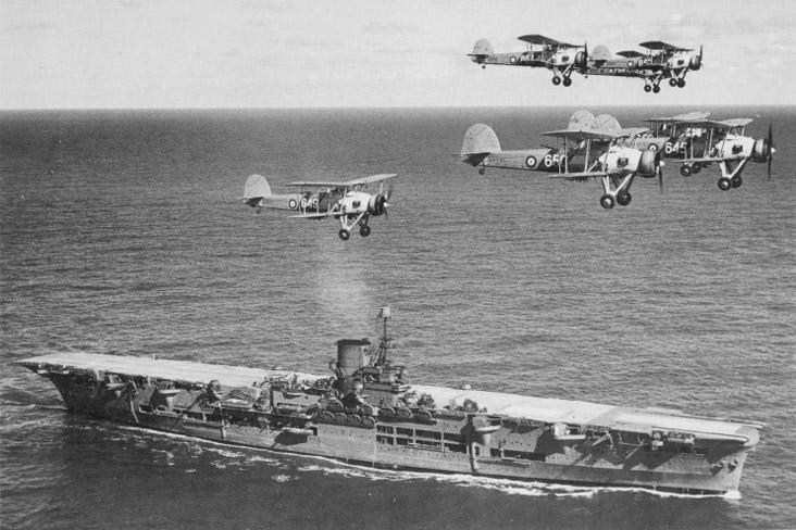 Battleships Beat the Bombers