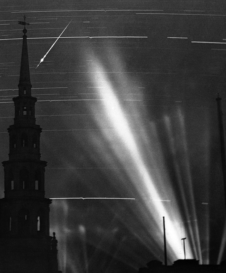 The Lights of London Town - 1940 Pattern